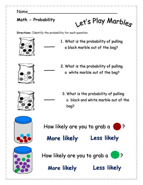 small resolution of Probability