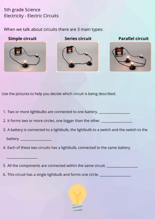 small resolution of Electric Circuits 2 worksheet