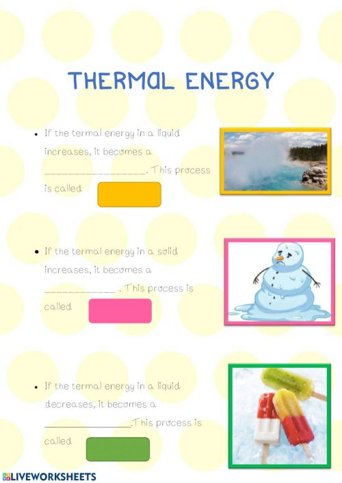small resolution of Thermal energy activity