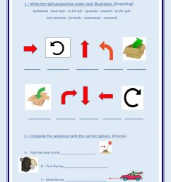 Prepositions of movement online exercise for 2º Electromecánica EMT [ 1413 x 1000 Pixel ]