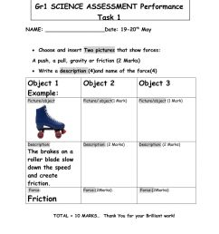 Forces interactive worksheet for 1 [ 1291 x 1000 Pixel ]