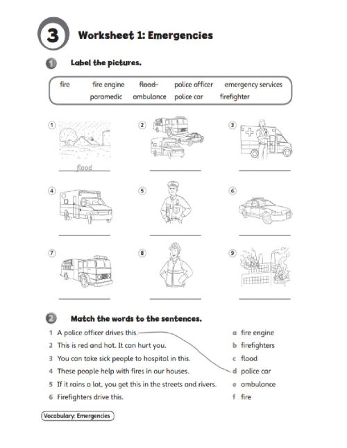small resolution of Vocabulary unit 3- superminds 4 worksheet