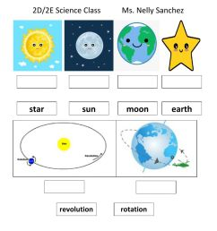 Science Second Grade worksheet [ 1291 x 1000 Pixel ]