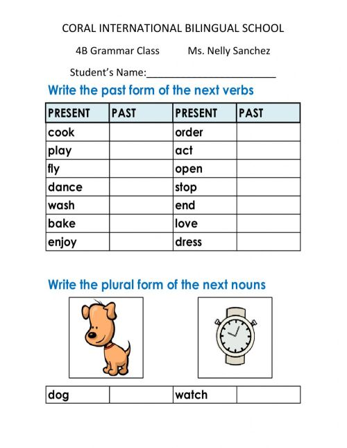 small resolution of Grammar Review online worksheet for Grade 4