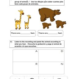 At the zoo 3 worksheet [ 1643 x 1000 Pixel ]
