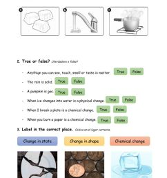 Natural Science: matter and energy worksheet [ 1413 x 1000 Pixel ]