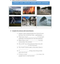 Natural Disasters zsciencez exercise [ 1413 x 1000 Pixel ]