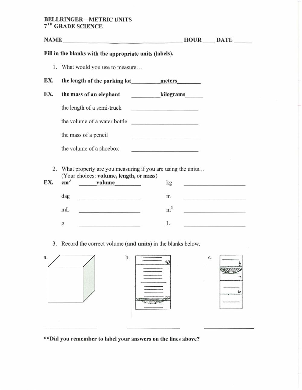 hight resolution of BRMetricUnits7 worksheet