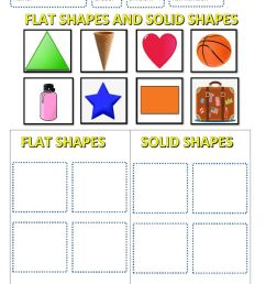 Shapes and Geometry worksheet [ 1291 x 1000 Pixel ]