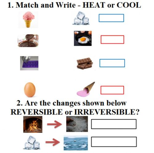 small resolution of Heating and cooling interactive worksheet
