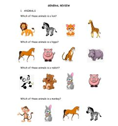 Animals online exercise for 4th [ 1413 x 1000 Pixel ]
