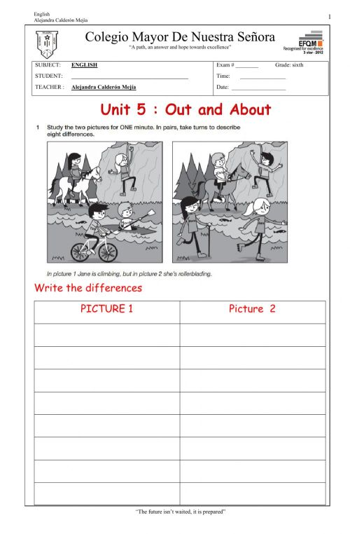 small resolution of Free time activities online pdf worksheet
