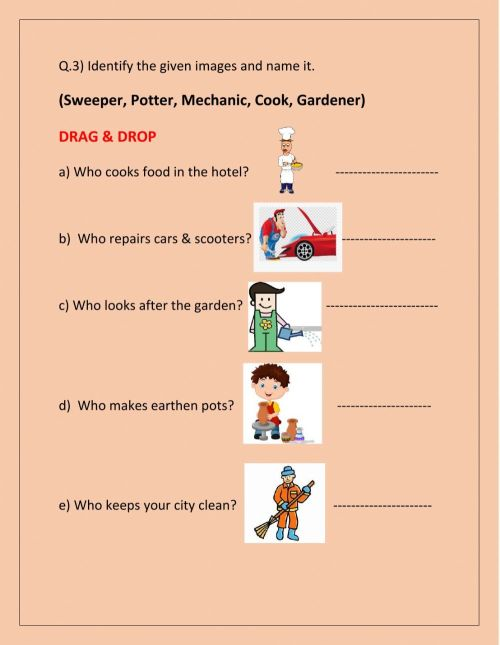 small resolution of Work we do worksheet