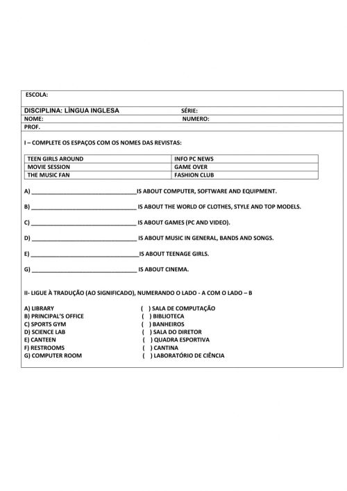 small resolution of 6th grade interactive worksheet
