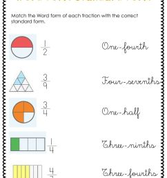 Fractions activity for Second grade [ 1291 x 1000 Pixel ]