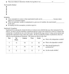 Intro to Earth Science worksheet [ 1291 x 1000 Pixel ]