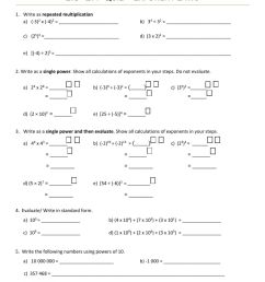 Exponent Laws - guided quiz worksheet [ 1291 x 1000 Pixel ]
