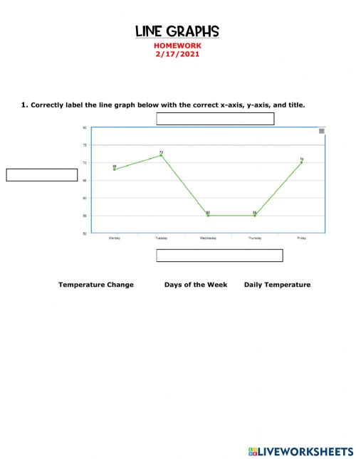 small resolution of Line Graphs worksheet