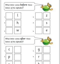 Abc before and after 3 worksheet [ 1294 x 1000 Pixel ]