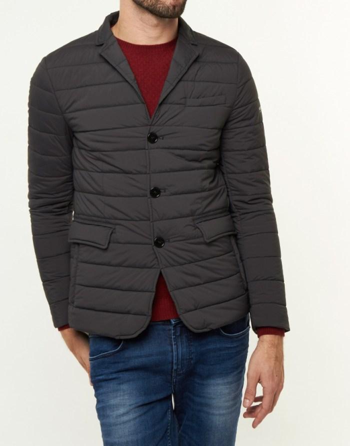Jas - Comfort Blazer Dark Grey
