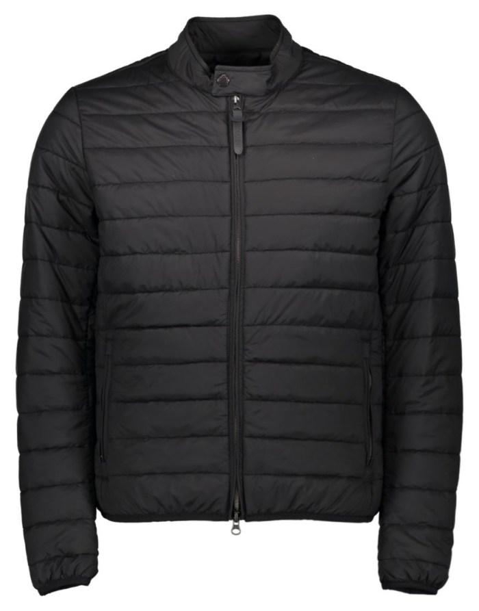 Jas - Comfort Jacket Stretch Fabric Black