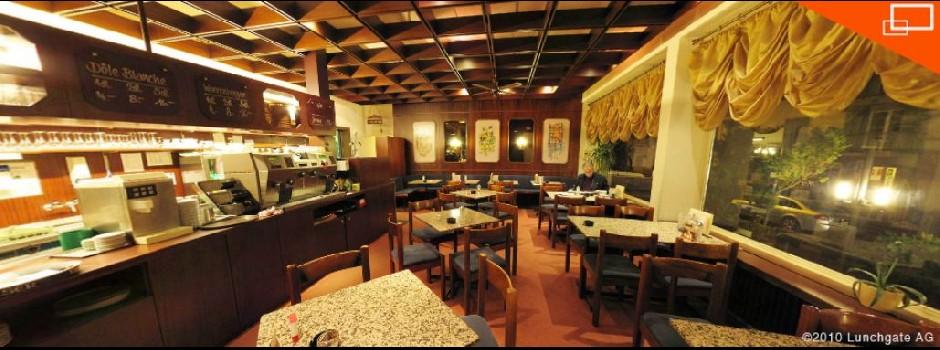 Restaurant Cafe Uetli in Zrich  Lunchgate