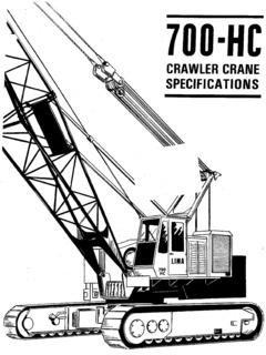 Crawler Cranes Lima Listings Crane.Market