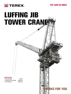 CTL 630-32 HD23 Listings Crane.Market