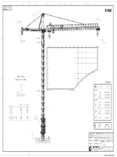 Tower Cranes Hammerhead Specifications Crane.Market