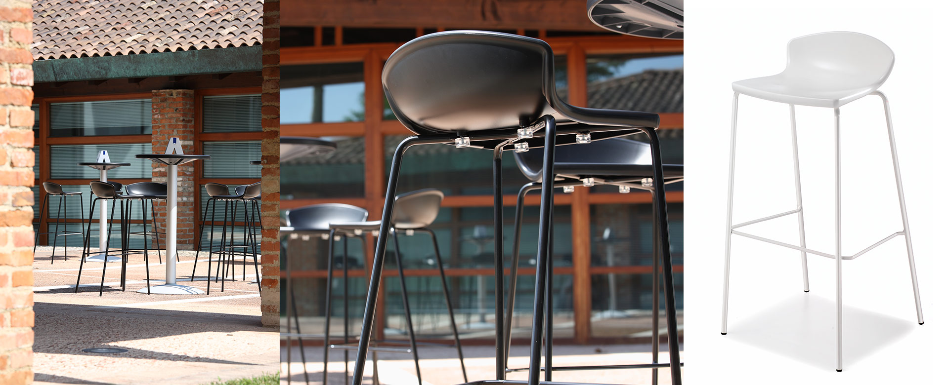 outdoor stackable chairs canada chair and half calma stools