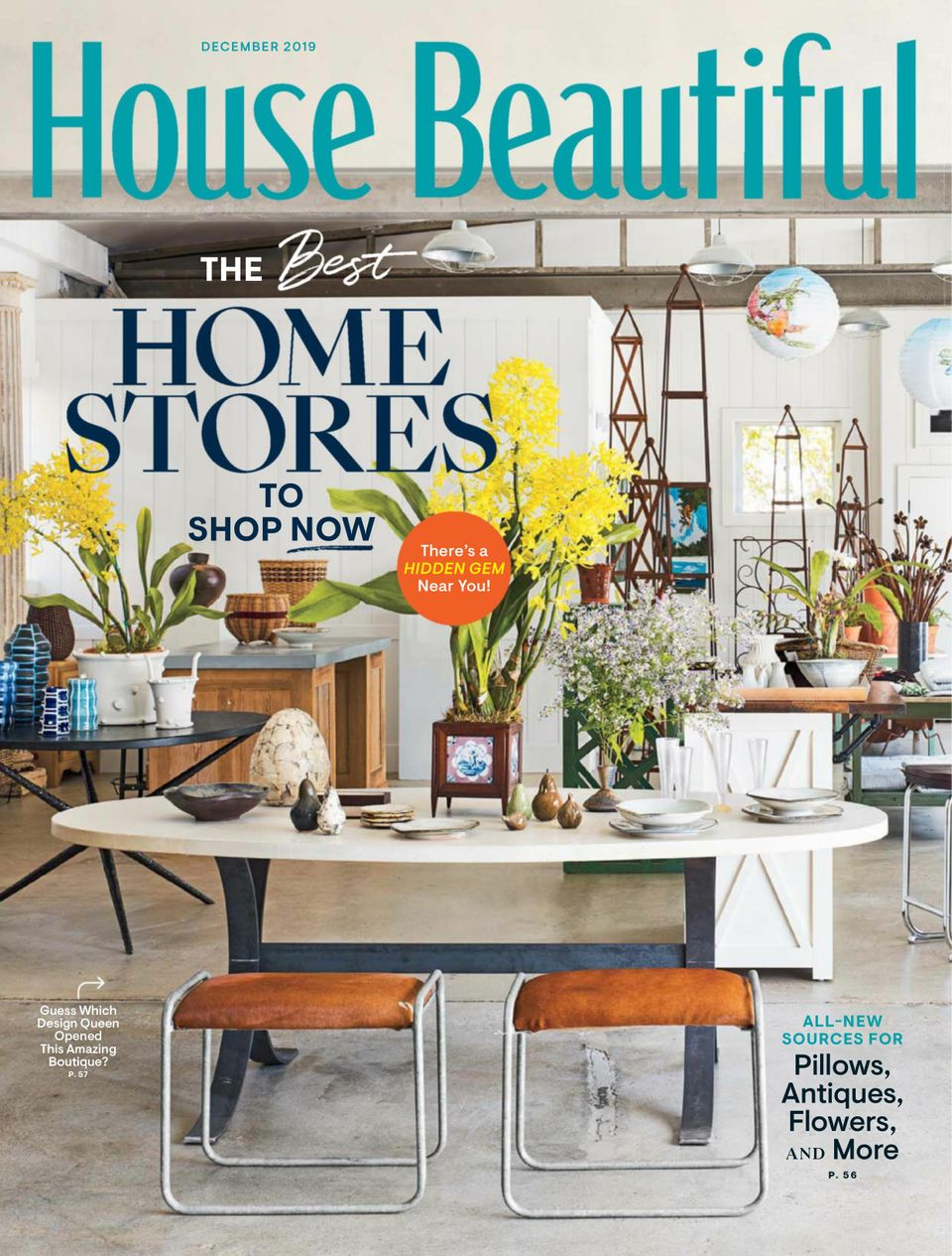 Get Your Digital Copy Of House Beautiful December 2019 Issue