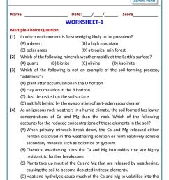 Get your digital copy of Grade-7-Science-Olympiad - Soil issue [ 1358 x 960 Pixel ]