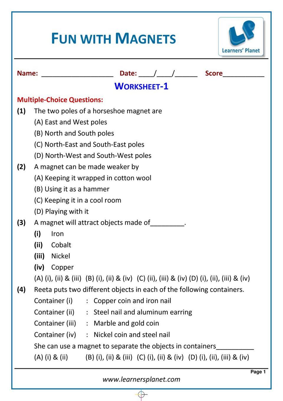 medium resolution of Grade-6-Science-Olympiad: Fun with Magnets Magazine