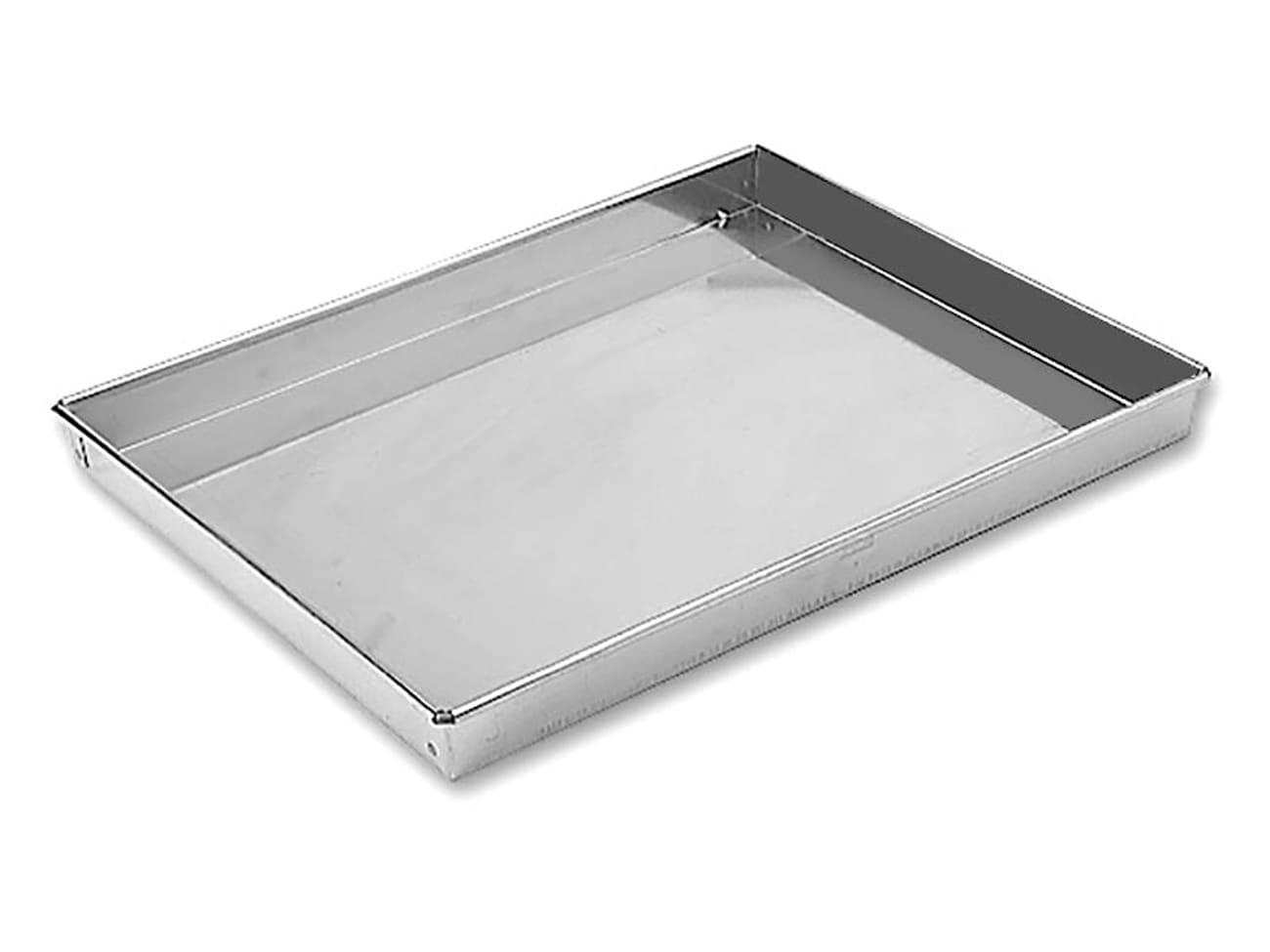caisse a genoise droite en fer blanc 30 x 20 cm mallard ferriere