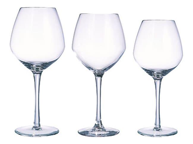 verre cabernet vin jeune 35 cl jauge 12 cl x 6