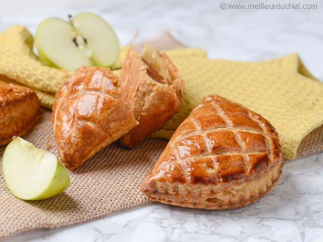 Chausson Aux Pommes Fiche Recette Avec Photos