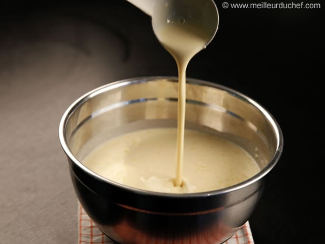 Crpe Batter  Recipe with images  Chef Philippe