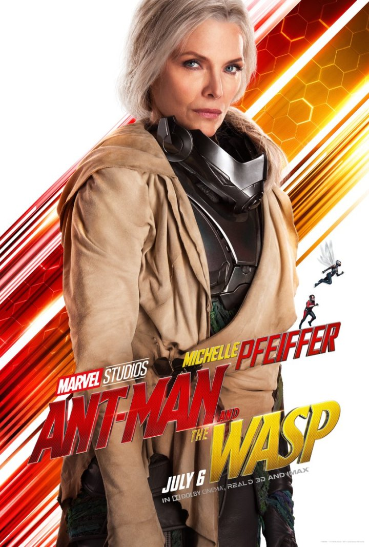 Ant-Man and The Wasp-Marvel-Michelle Pfeiffer