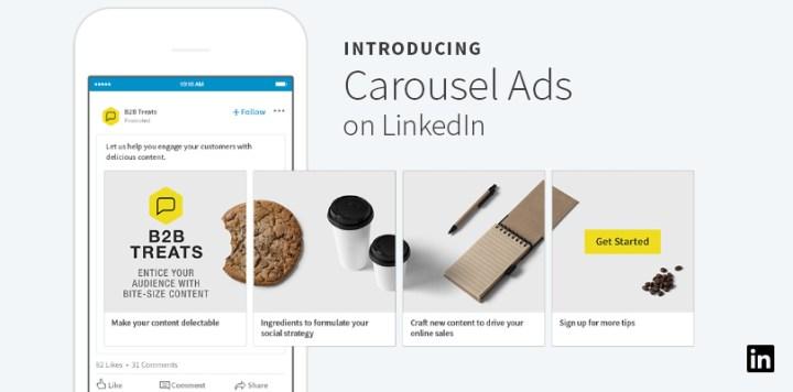 LinkedIn-Carousel Ads