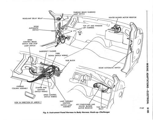 small resolution of 1970 challenger wiring diagrams u2022 the dodge challenger message board 1970 dodge challenger ignition modules
