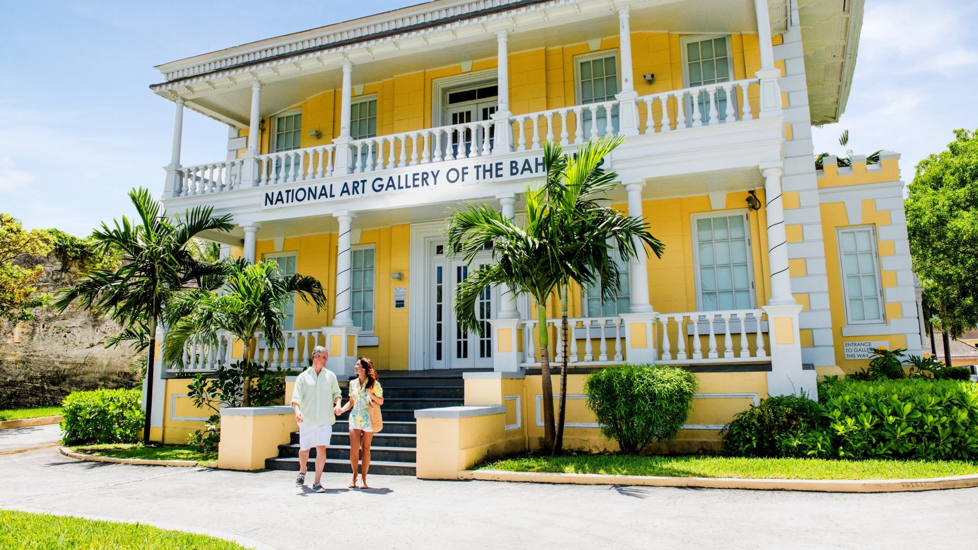 Art Galleries In Nassau Paradise Island Bahamas