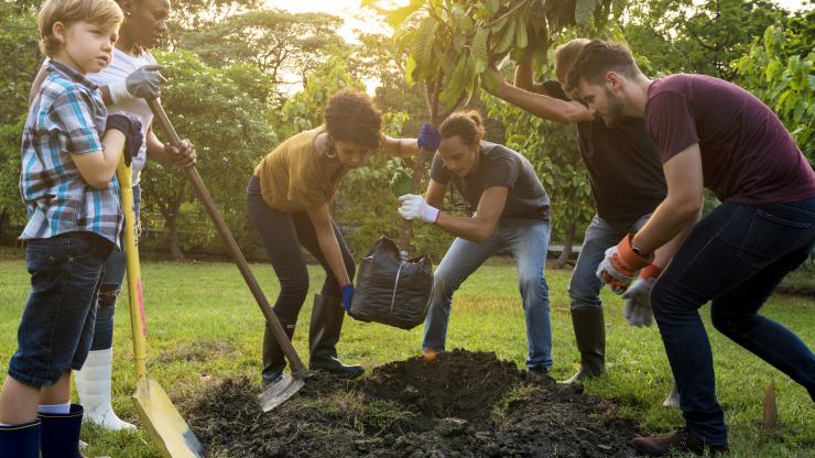 NCDHHS: National Volunteer Week Begins April 15; Community Service Leave Makes It Easy for State Employees to Volunteer