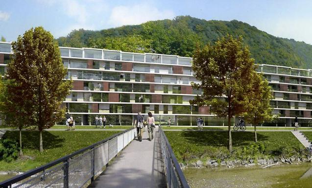Burgdorf Neue Siedlung im Gyriquartier geplant  Region