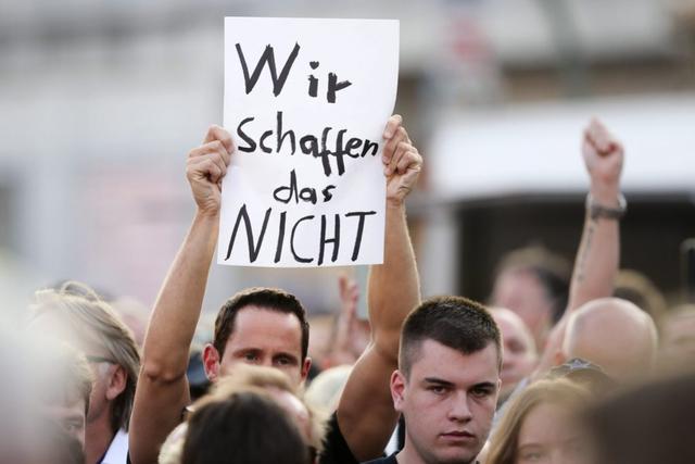 Deutschland ist fassungslos, aber auch ausser Kontrolle.