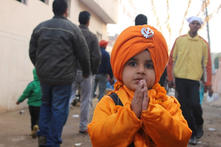 Afbeeldingsresultaat voor sikhs hindoes