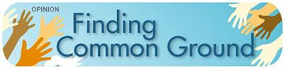 Finding Common Ground Logo