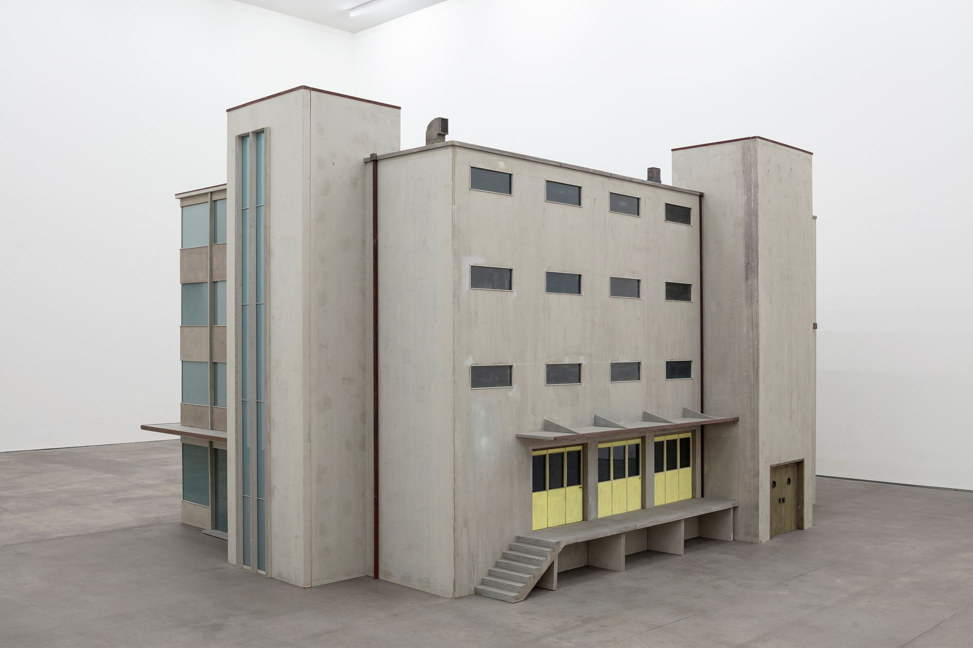 Peter Fischli David Weiss Haus At Sprüth Magers Berlin Germany On 27 Apr 10 Aug 2019 Ocula