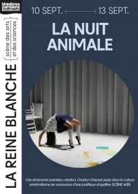 Theatre De La Reine Blanche : theatre, reine, blanche, Animale, Théâtre, Reine, Blanche, L'Officiel, Spectacles