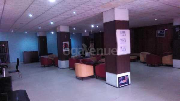 Ikeja Central Hotel Big Hall Event Venue