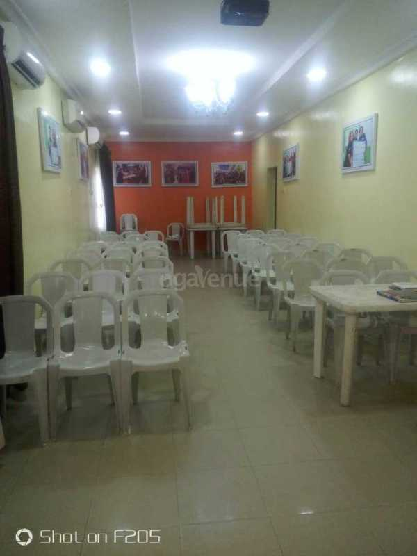 Place Event Centre Silver Hall Venue In Ikeja